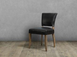 Кожаный стул Studio 36 model C414-432